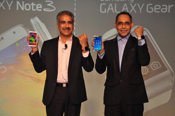 Samsung Galaxy Note 3 launch