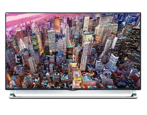 LG's LA9700 Ultra HD TV
