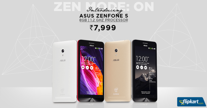 ASUS ZenFone 5 Republic Day offer at special price