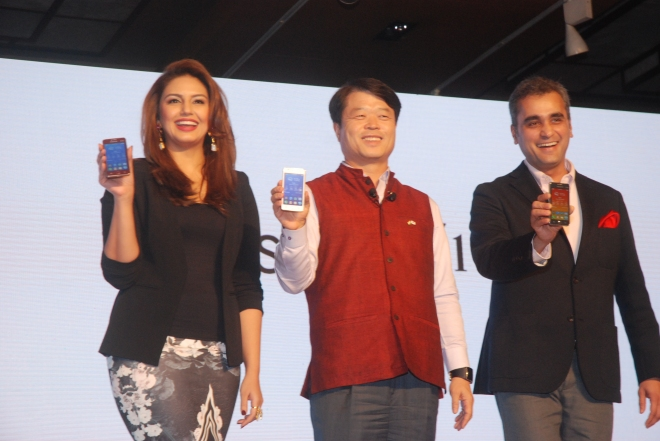 Launch of Samsung Z1 - Tizen based Smartphone