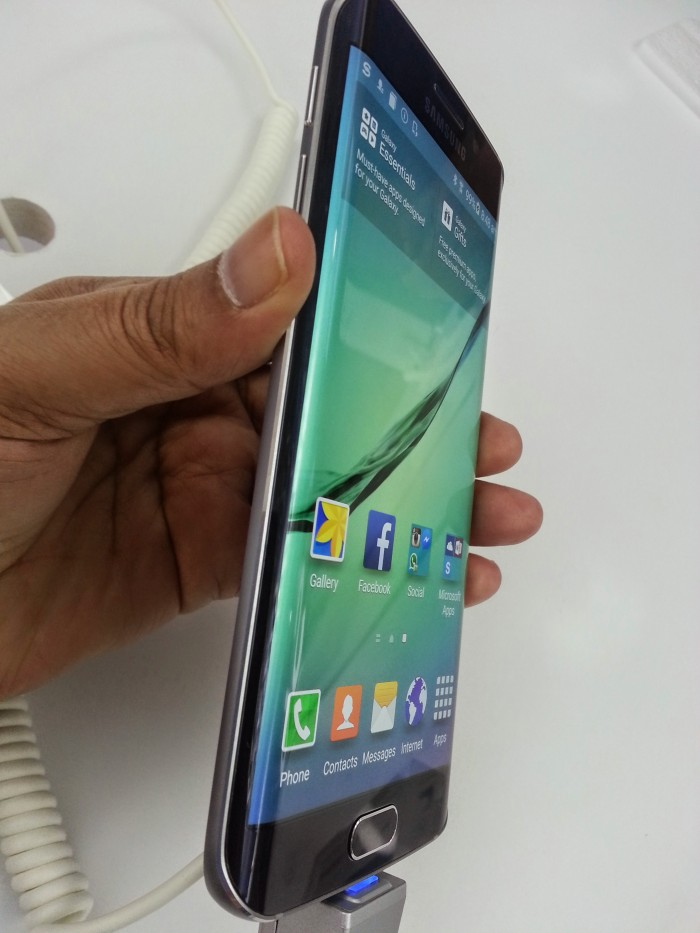 specifications of S6 and S6 Edge