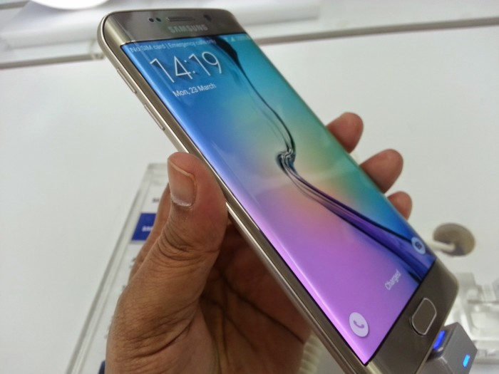 Samsung Galalxy S6 Edge - best features, review