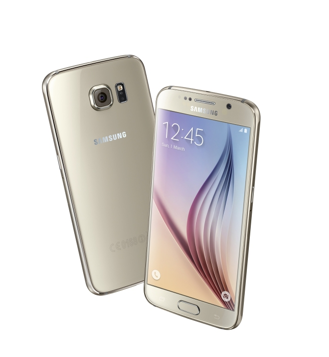 Samsung Galaxy S6 specificatioins