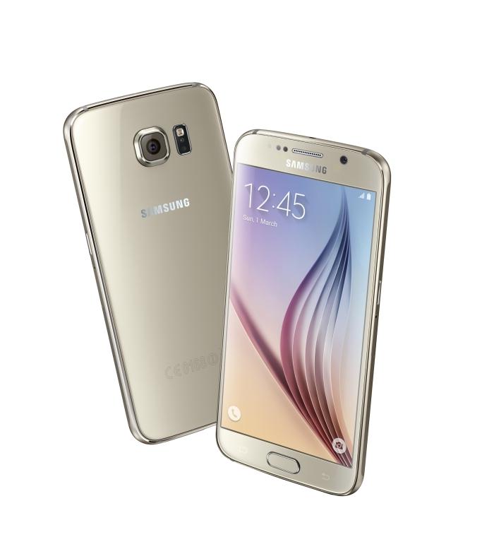 Samsung Galaxy S6 specificatioins