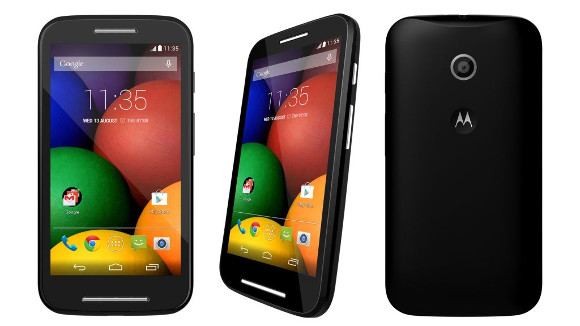 Moto E (2nd Gen) Specifications, features and price in India