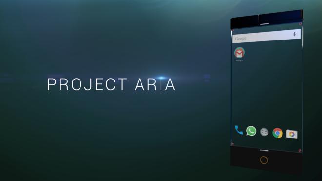Project ARIA concept