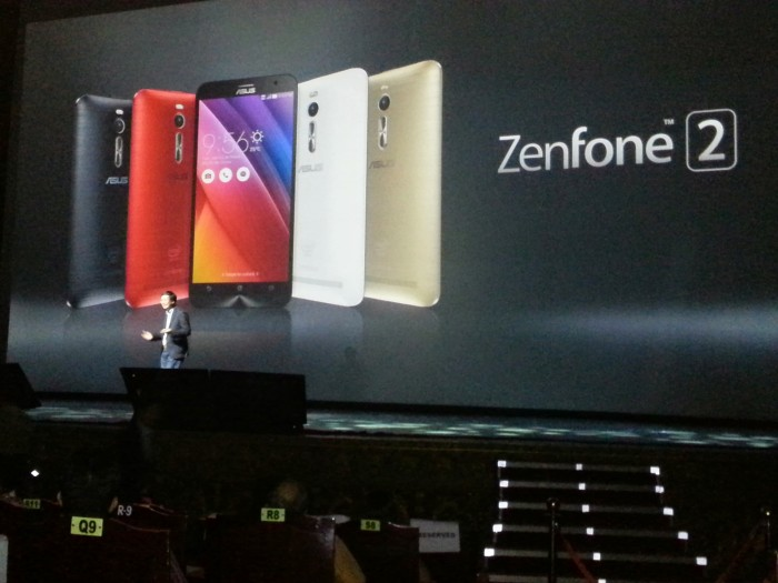 ASUS ZenFone 2 - specifications, features and price in India