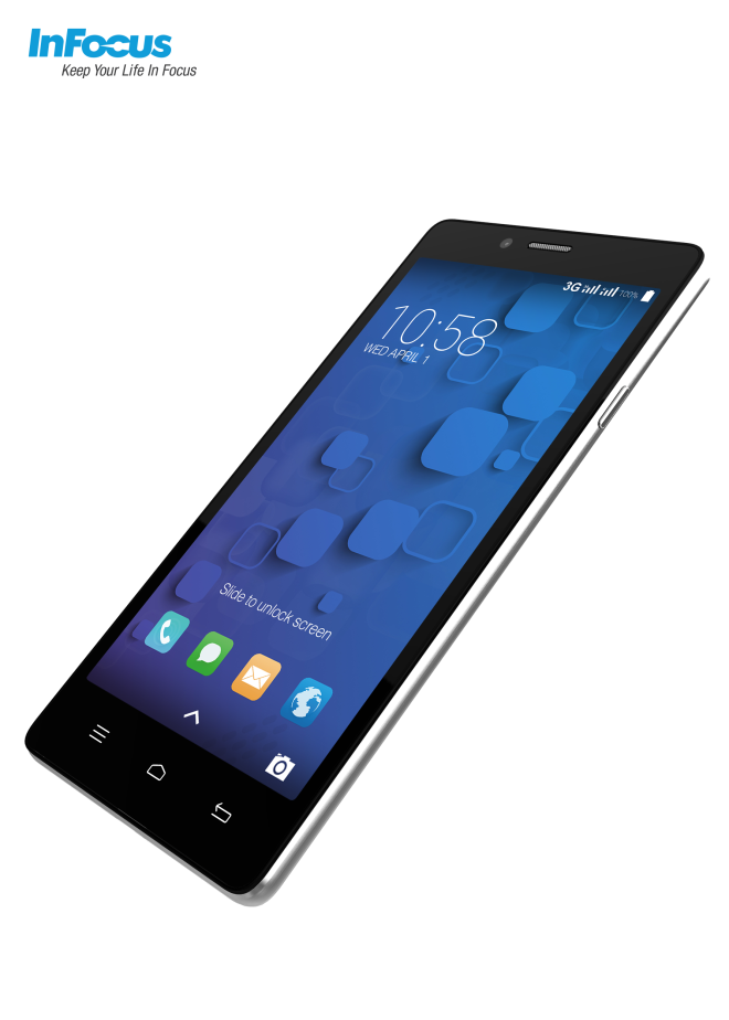InFocus M3330 specifications and price in india