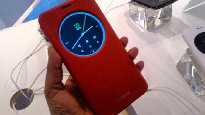 Flip Cover Deluxe of ZenFone 2