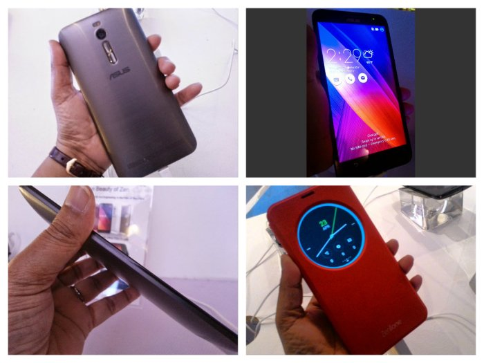 ZenFone 2 variants and prices